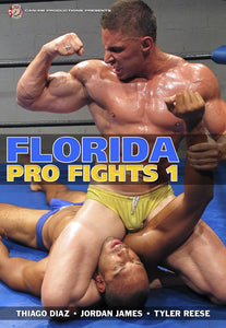 FLORIDA PRO FIGHTS 1 DVD