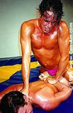 HARD NUDE OIL WRESTLING 2 DVD