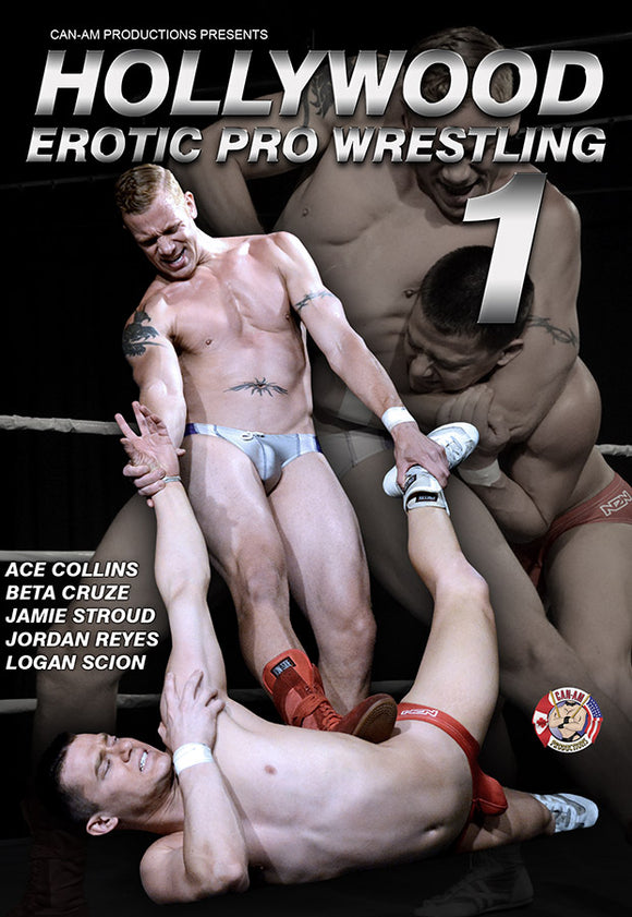HOLLYWOOD EROTIC PRO WRESTLING 1