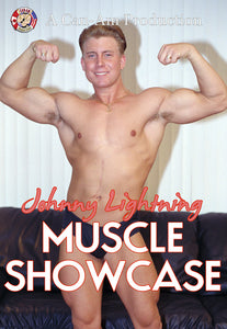JOHNNY LIGHTNING MUSCLE SHOWCASE DVD