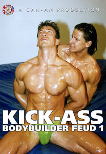 KICK-ASS BODYBUILDER FEUD VIDEO DVD