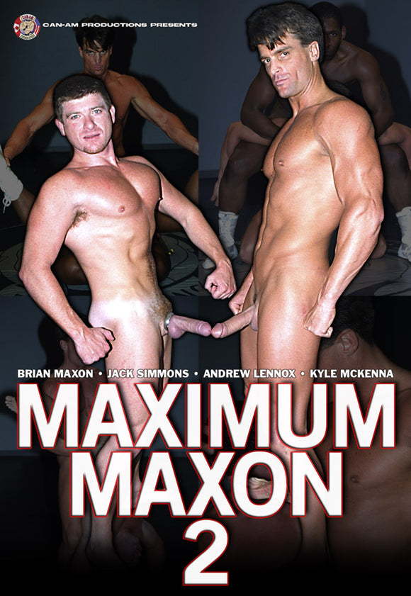 MAXIMUM MAXON TWO DVD