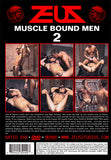 MUSCLE BOUND MEN TWO DVD