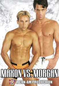 MAXON VS MORGAN DVD