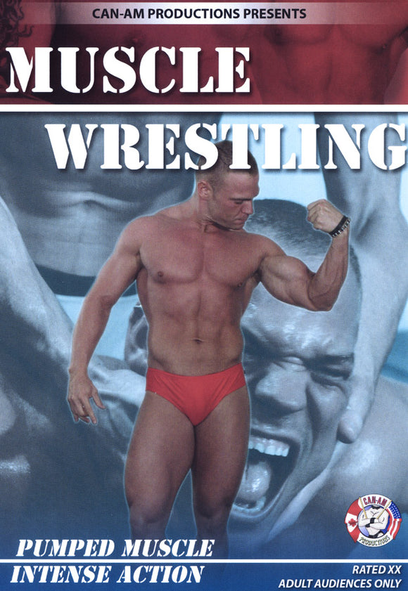 MUSCLE WRESTLING - DVD
