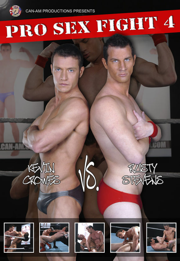 PRO SEX FIGHT 4 DVD