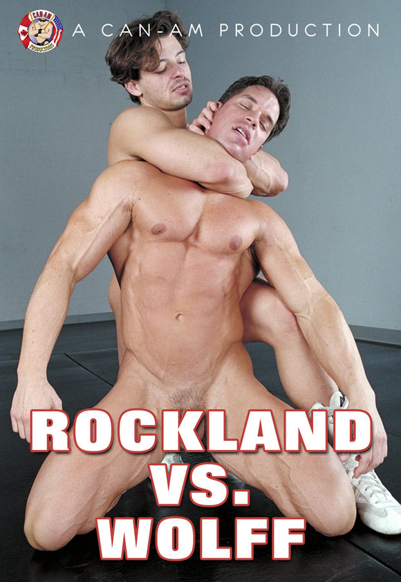 ROCKLAND VS WOLFF DVD