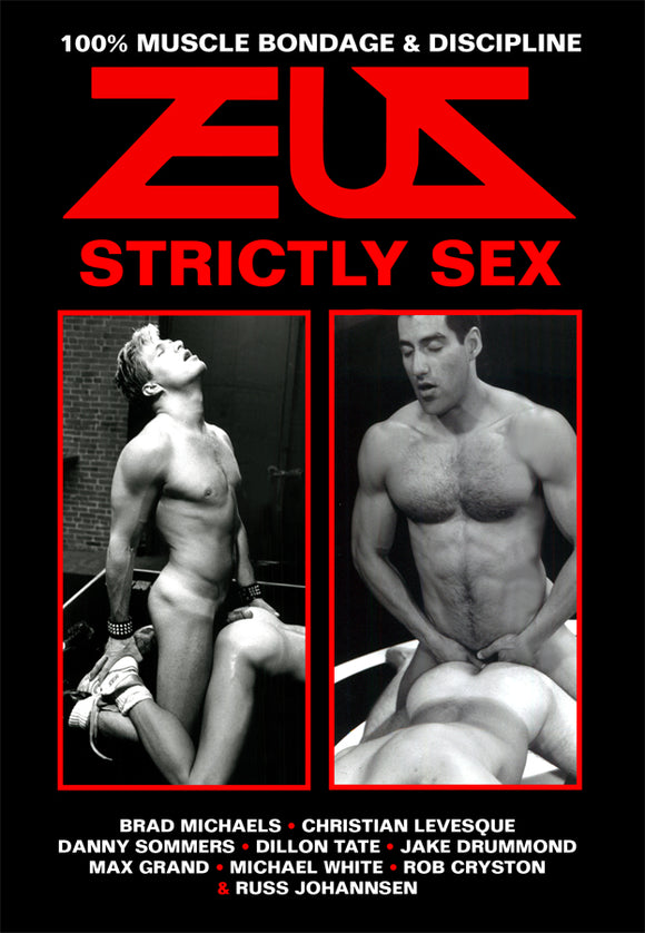 STRICTLY SEX DVD