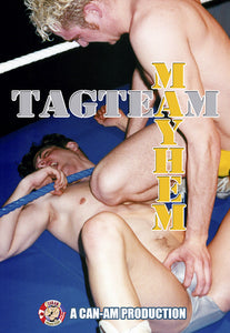 TAGTEAM MAYHEM (DVD)