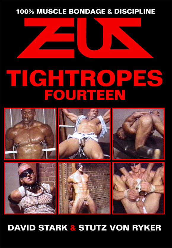 TIGHTROPES 14 DVD