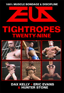 TIGHTROPES 29 DVD