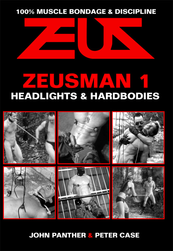 ZEUSMAN ONE / HEADLIGHTS & HARDBODY DVD