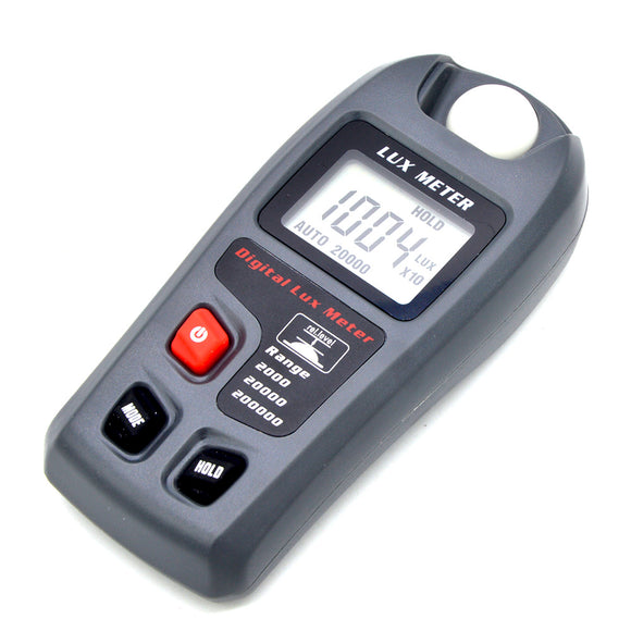 Digital Luxmeter Luminometer Photometer Light Meter Tool Measure Gauge - mons-ster