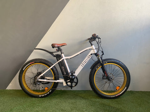 EBIKE ESTALLION FAT BIKE