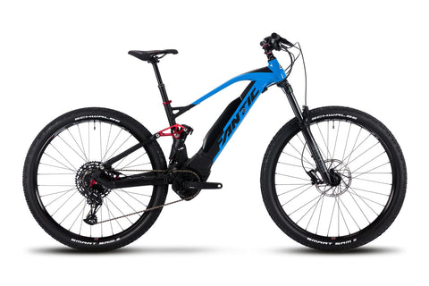 E-Bike Trail Fantic XFT 1.5 E-MTB
