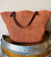 Load image into Gallery viewer, Crochet Summer Tote Kit