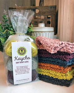 Hemp Therapy Cloth Kits