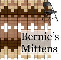 Load image into Gallery viewer, Bernie's Mittens Mitten Kit Knit Kit