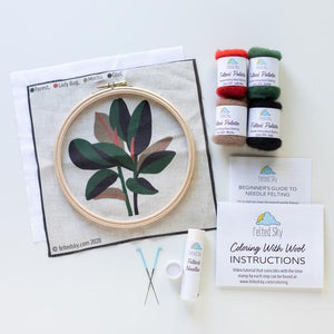 Rubber Tree  Kit