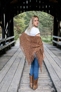 Urban Ranch Shawl Kit