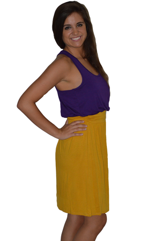 LSU Game on Dress