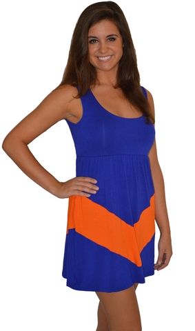Florida Game Day Dress