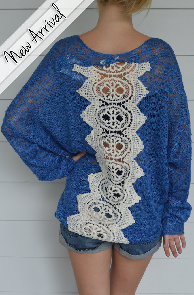 No Slouch Sweater