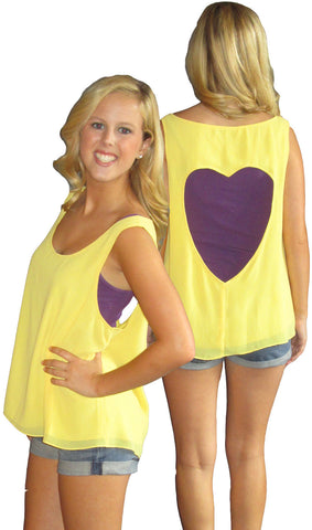 LSU Heart of the Game Top