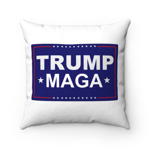 Trump MAGA Pillow - PoliticHell