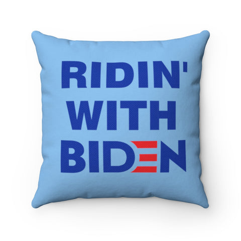 Ridin With Biden Pillow - PoliticHell