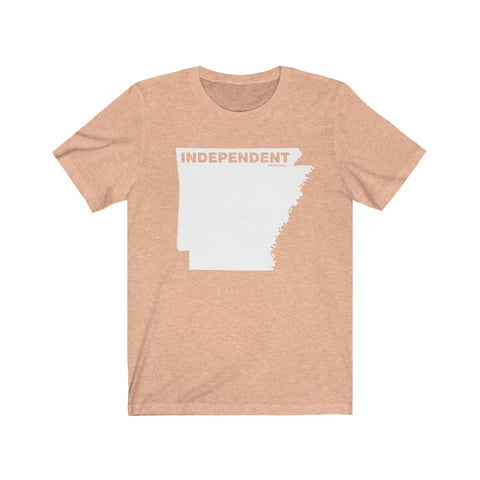 "Arkansas Independent ""The State Collection"" Short Sleeve Shirt - PoliticHell"