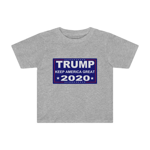 Trump Keep America Great 2020 Kids Tee - PoliticHell