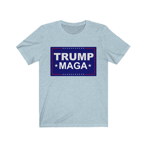Trump MAGA Shirt Short Sleeve Shirt - PoliticHell