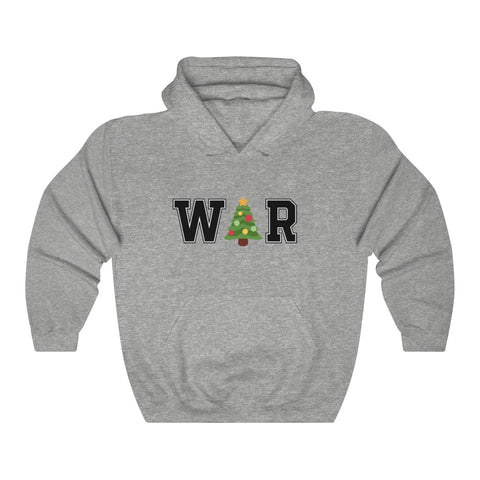 War On Christmas Hoodie - PoliticHell