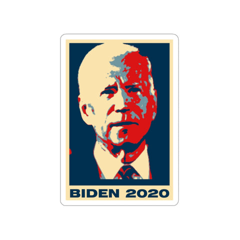 Biden Hope Sticker - PoliticHell