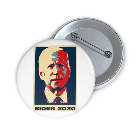 Biden Hope  Pin Button - PoliticHell