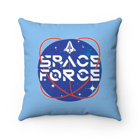Space Force Pillow - PoliticHell