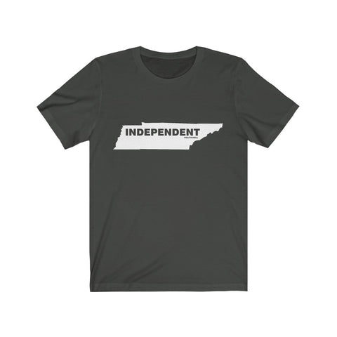 "Tennessee Independent ""The State Collection"" Short Sleeve Shirt - PoliticHell"