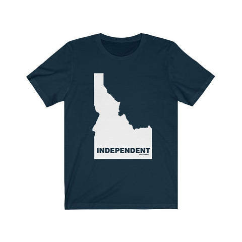 "Idaho Independent ""The State Collection"" Short Sleeve Shirt - PoliticHell"
