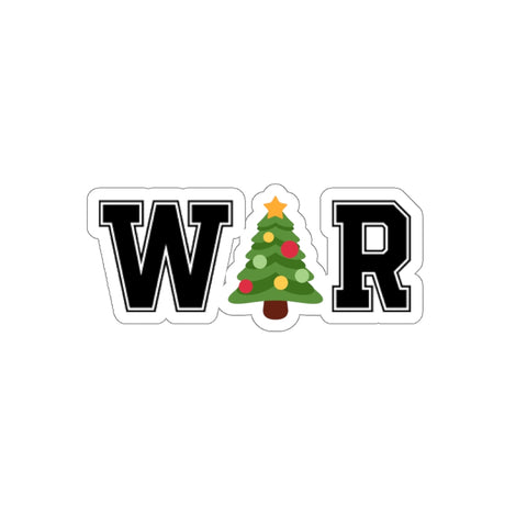 War On Christmas Sticker - PoliticHell
