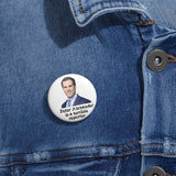 Peter Alexander Is A Terrible Reporter Pin Button - PoliticHell