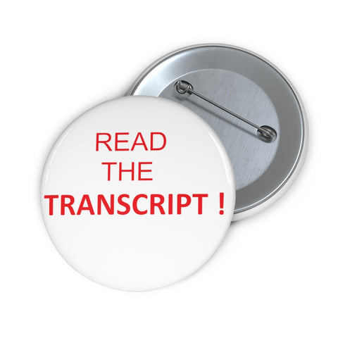 Read The Transcript Pin Button - PoliticHell