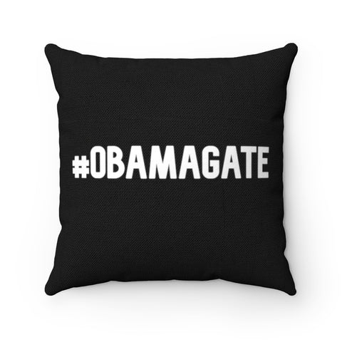 #ObamaGate Pillow - PoliticHell