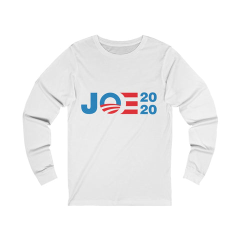 Joe Jersey Long Sleeve Tee - PoliticHell