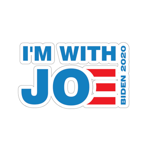 I'm With Joe Sticker - PoliticHell