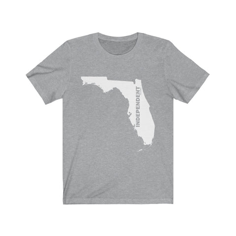 "Florida Independent ""The State Collection"" Short Sleeve Shirt - PoliticHell"