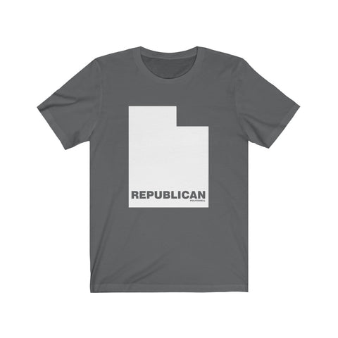 "Utah Republican ""The State Collection"" Short Sleeve Shirt - PoliticHell"