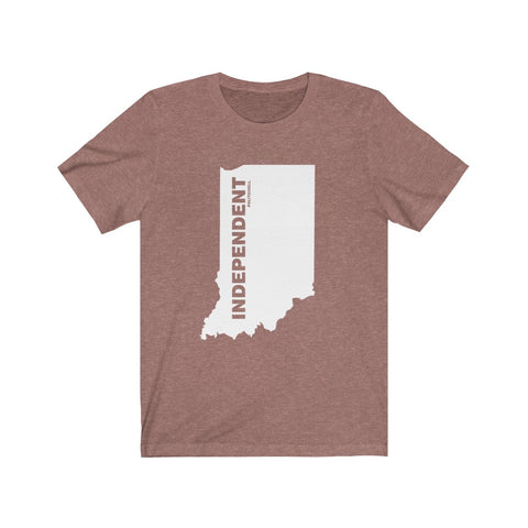 "Indiana Independent ""The State Collection"" Short Sleeve Shirt - PoliticHell"