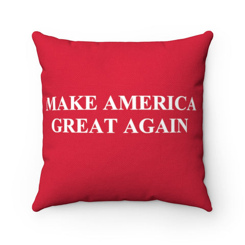 Make America Great Again Pillow - PoliticHell