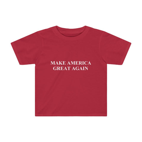 Make America Great Again Kids Tee - PoliticHell